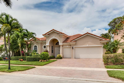 Delray Beach Single Family Home For Sale: 16510 Braeburn Ridge Trail