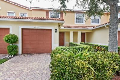 Boca Raton Townhouse For Sale: 22188 Majestic Woods Way
