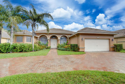 Coral Springs Single Family Home Sold: 6584 NW 56th Drive