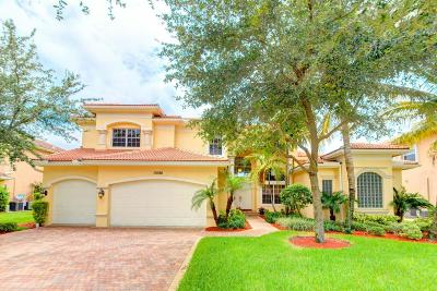 Boynton Beach Single Family Home For Sale: 11086 Stonewood Forest Trail