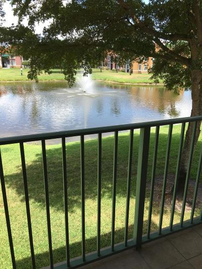Broward County, Palm Beach County Rental For Rent: 7896 Sonoma Springs Circle #208