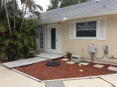 Stuart Rental For Rent: 4649 SE Russell Way