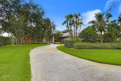 Palm City Single Family Home Contingent: 4074 SW Gleneagle Circle