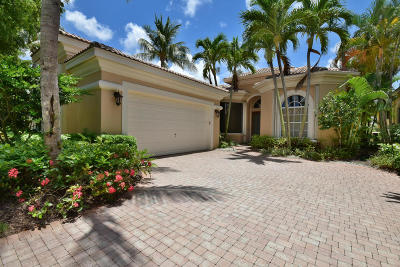 Delray Beach Single Family Home For Sale: 7888 Trieste Place