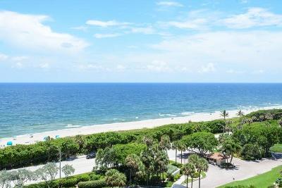 Boca Raton Condo Sold: 4301 Ocean Boulevard #1107