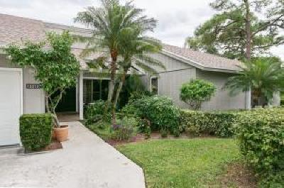 Palm Beach Gardens Single Family Home For Sale: 13312 Touchstone Place