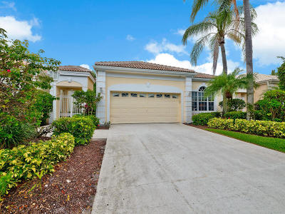 Palm Beach Gardens Single Family Home For Sale: 237 Coral Cay Drive