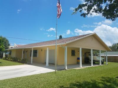 Jupiter Single Family Home For Sale: 126 Pineview Road