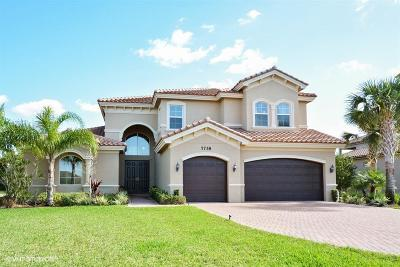 Palm Beach Gardens Single Family Home Contingent: 7738 Maywood Crest Drive