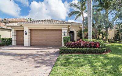 Palm Beach Gardens Single Family Home For Sale: 5121 Isabella Drive