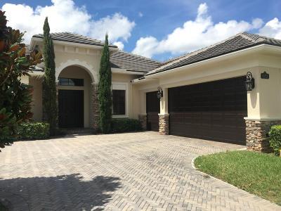 Boynton Beach Single Family Home For Sale: 9373 Equus Circle