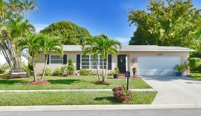 Delray Beach Single Family Home For Sale: 6433 Sagewood Way