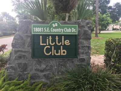 Tequesta Condo Contingent: 18081 SE Country Club Drive #Bldg. 7