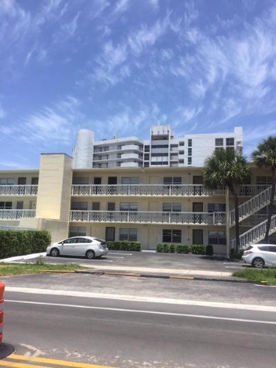 West Palm Beach Condo Sold: 3915 S Flagler Drive #108