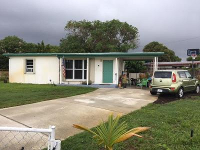 Pompano Beach Single Family Home For Sale: 1430 NE 41st Street