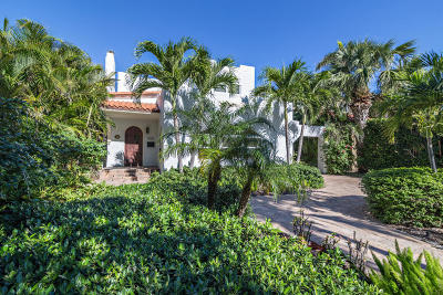West Palm Beach Single Family Home For Sale: 321 Dyer Road