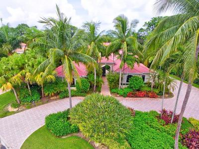 Palm Beach Gardens FL Single Family Home For Sale: $1,699,990