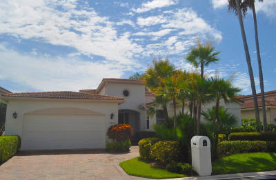 Jupiter Single Family Home For Sale: 15876 Westerly Terrace