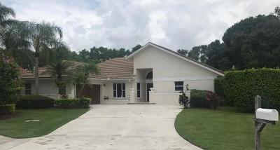 Palm City Single Family Home For Sale: 3248 SW Alexander
