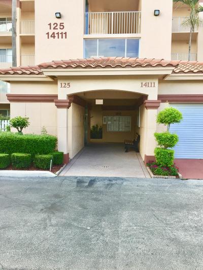 Delray Beach Condo For Sale: 14111 Royal Vista Drive #206