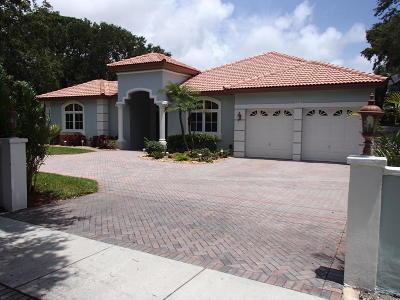 Palm Beach Farms, Palm Beach Farms Co 10 Of North Deerfield Pb6p1 Single Family Home For Sale: 859 SW 18th Street