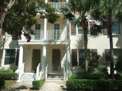 Townhouse For Sale: 4332 Blowing Point Place