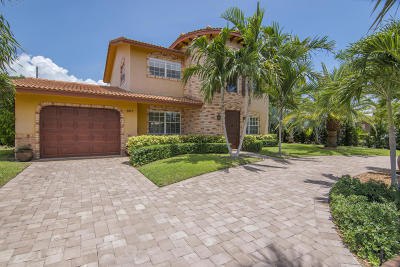 Boca Raton Single Family Home For Sale: 987 SW 13th Place