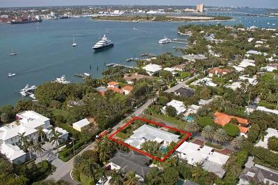 Palm Beach Single Family Home For Sale: 168 Reef Road