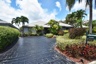 Boca Raton Single Family Home For Sale: 19259 Chapel Creek Drive