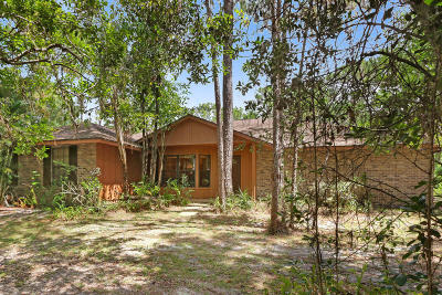 Jupiter Single Family Home For Sale: 12225 154th Road