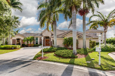 Port Saint Lucie Single Family Home For Sale: 1168 SW Mirror Lake Cove