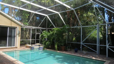 Boynton Beach Single Family Home Contingent: 10126 Diamond Lake Road