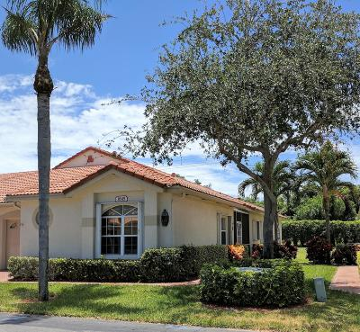 Boynton Beach Single Family Home Contingent: 1845 Wood Fern Drive