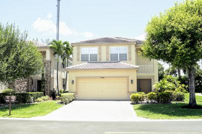 Lake Worth Single Family Home Contingent: 10408 Olde Clydesdale Circle