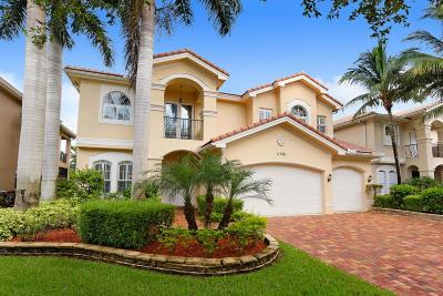 Boynton Beach Single Family Home For Sale: 11126 Misty Ridge Way