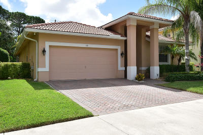 Palm Beach Gardens Single Family Home For Sale: 108 Hidden Hollow Drive