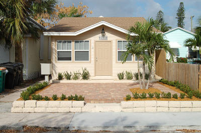 Lake Worth Multi Family Home For Sale: 111 S L Street
