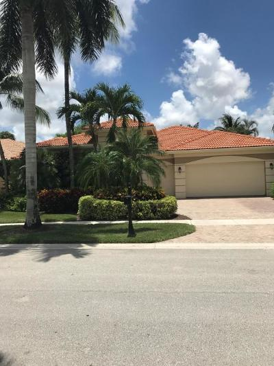 Broward County, Palm Beach County Single Family Home For Sale: 16033 Brier Creek Drive