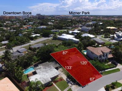 Boca Villas, Boca Villas Sec B, Boca Villas Sec C In Pb 24 Pgs 131 And 132 Single Family Home For Sale: 344 NE 7th Street