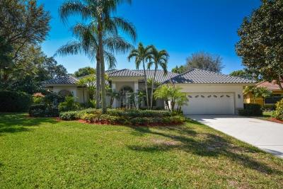 Jupiter Single Family Home Contingent: 147 Victorian Lane