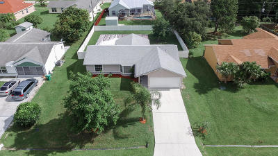 Port Saint Lucie Single Family Home Contingent: 4490 NW Albion Avenue