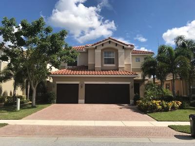 Boynton Beach Single Family Home For Sale: 8512 Serena Creek Avenue