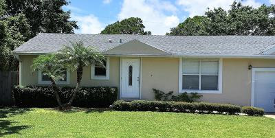 Jupiter Single Family Home Contingent: 134 7th Street