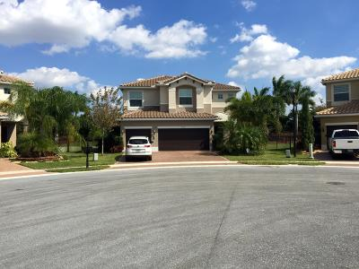 Boynton Beach Single Family Home For Sale: 8109 Santalo Cove Court
