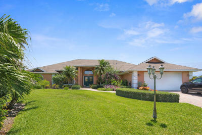 Jensen Beach FL Single Family Home For Sale: $519,000