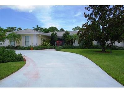 Tequesta Single Family Home For Sale: 254 Golfview Drive