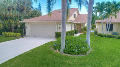 Jupiter Single Family Home For Sale: 369 River Edge Road