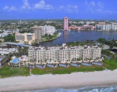 Presidential Place, Presidential Place Condo Condo For Sale: 800 S Ocean Boulevard #305