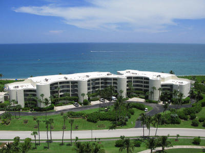 Stuart Condo For Sale: 2001 SE Sailfish Point Boulevard #309