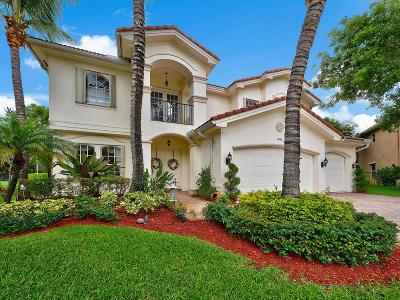 Boynton Beach Single Family Home For Sale: 8920 Rockridge Glen Cove